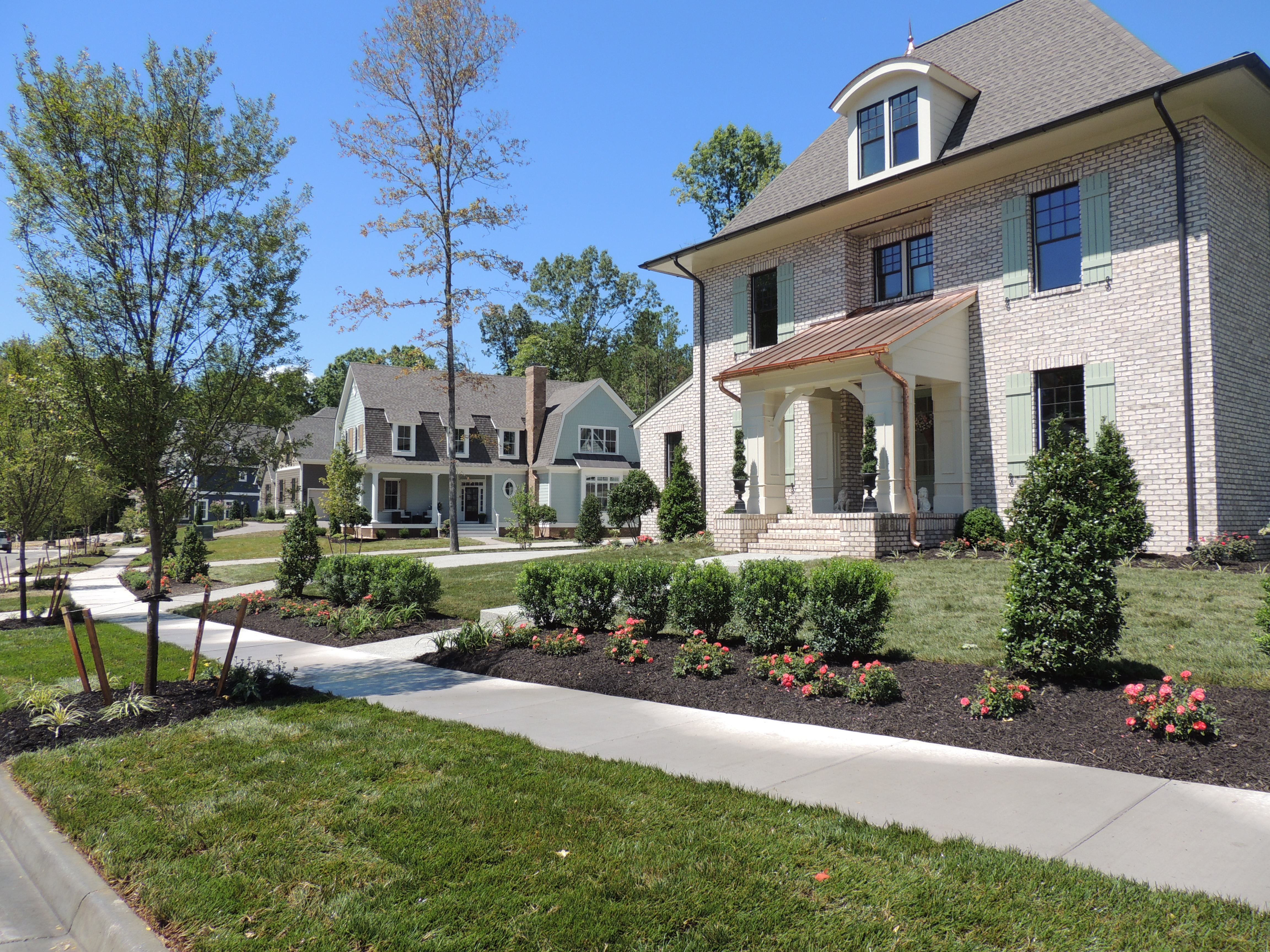 Hallsley Is A One Of A Kind New Home Community Richmond Va
